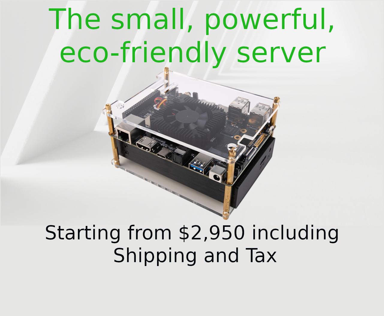 Application Server Order Now