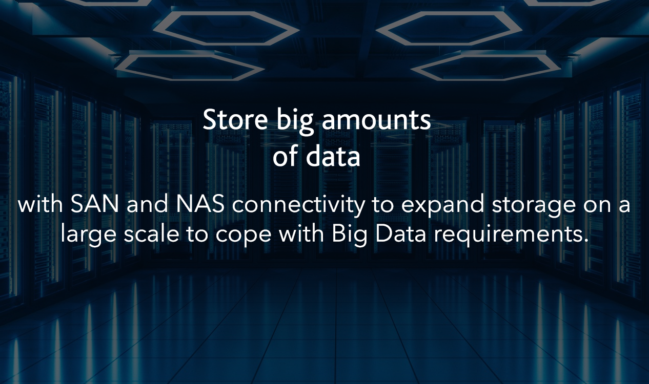 SAN and NAS storage with Cluster Server U2