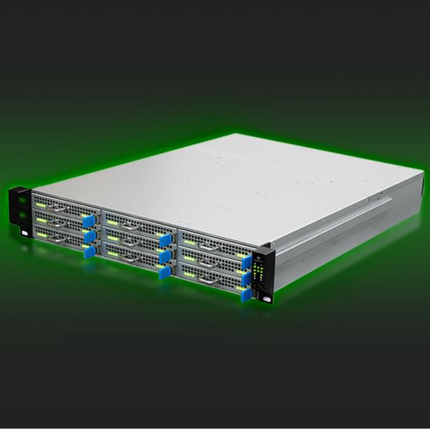 Cluster Server U2 Order Now
