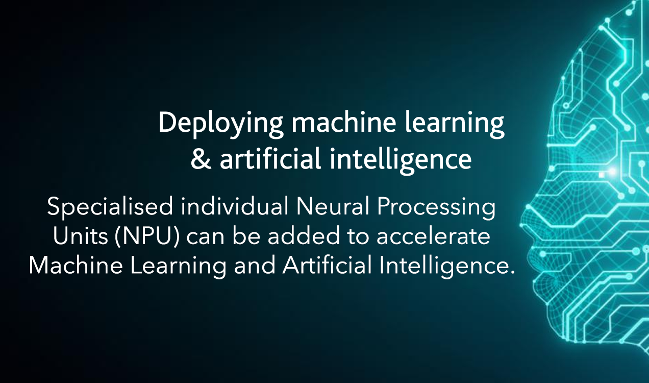 Machine Learning and AI with Cluster Server U2